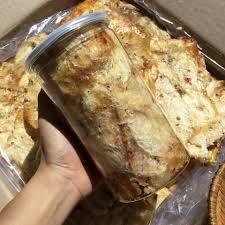 Khô Cá Thiều Miếng ăn liền - hũ 300g