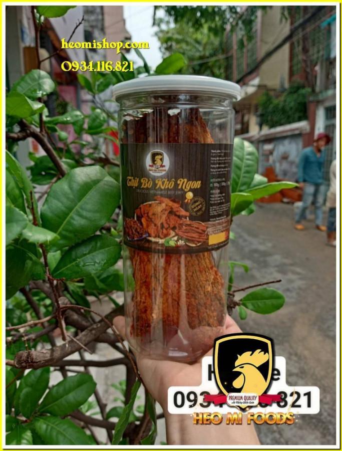 Khô Bò Miếng Mềm